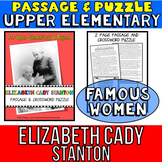 Elizabeth Cady Stanton Biography