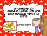 Emergent Read Aloud Home Support Pack: The Gingerbread Boy