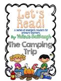 Emergent Reader - Camping Fun