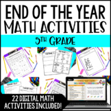 End of Year Math