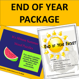 End of Year Package