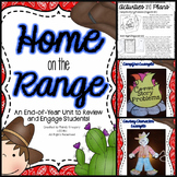 End of Year Unit: Home on the Range (Cowboys)