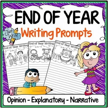 End of Year Writing
