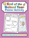 End of the School Year Poster Activity 2014-2015