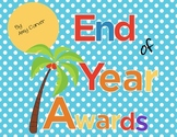 End of the Year Awards: Both in Color and Black and White