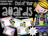 End of the Year Awards: Celebrate Students' Unique Gifts!