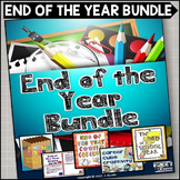 End of the Year Bundle for Upper Grades