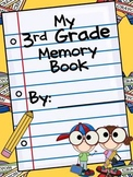 End of the Year Memory Book 1-5  Activity!