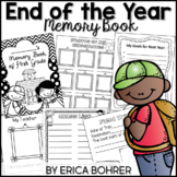 End of the Year Memory Book {Editable}
