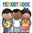 End of the Year Memory Book {Grades Pre-K - 3rd}