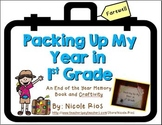 End of the Year - Packing Up My Year in First Grade Memory