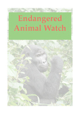 Endangered Animal Watch