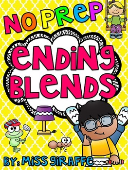 Ending Blends