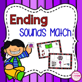 Ending Sounds Match