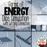 Energy Forms Dice Simulation
