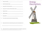 Energy Warm Ups