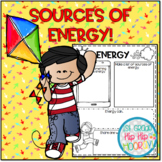 Sources of Energy!