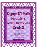 Engage NY 3rd Grade Math Module 2 Overview