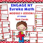 Engage NY Module 1 Lesson 1 - Math Centers - Task Cards -