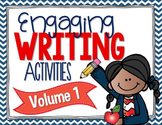 Engaging Writing Activities