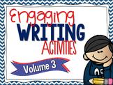 Engaging Writing Activities Volume 3