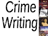 English: Crime Writing