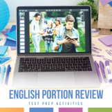 English Standardized Test Powerpoint