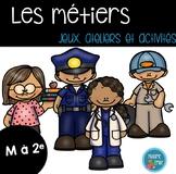 Ensemble sur les métiers de la communauté/ French communit