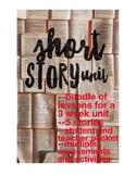 Entire Short Story Unit Bundle