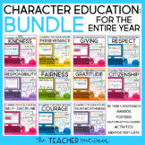 Entire Year: Character Education Kit