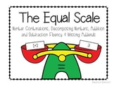 Equal Scale: Number Combinations, Decomposing Numbers, Add
