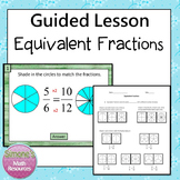 Equivalent Fractions PPT Lesson