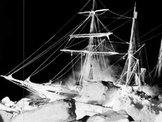 Ernest Shackleton's ENDURANCE