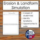 Erosion and Land Form Simulation