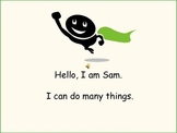 Esl Language Lab Powerpoint - verbs, places, I can and past tense