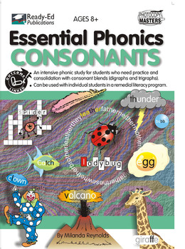 Essential Phonics: Consonants - Set 12 - 'ng', 'n' Sounds