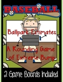 Estimated Sums Ballpark Addition Game