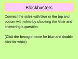 Evolution blockbusters game