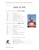 Exercises  verbes Etre ou Avoir (Present/Passe Compose)