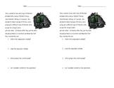 Experimental Design Bellringer/Exit Slip
