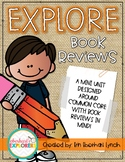 Explore Book Reviews: A Common Core aligned Recommendation Pack!