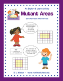 Explore and Learn 3rd Grade Area and Perimeter Standards: