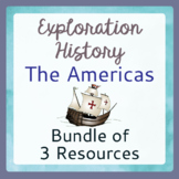 Explorers to the Americas - Bundle of 3 Products
