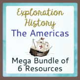 Explorers to the Americas Mega Bundle of 6 Items!
