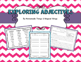 Exploring Adjectives