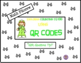 Counting to 100 (by 1's) using QR Codes