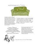 Exploring Poetic Forms: The Pantoum