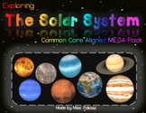 Exploring the Solar System - Common Core Aligned MEGA Pack