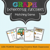 Exponential Functions Matching Game