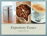 Expository Essay Writing Start to Finish